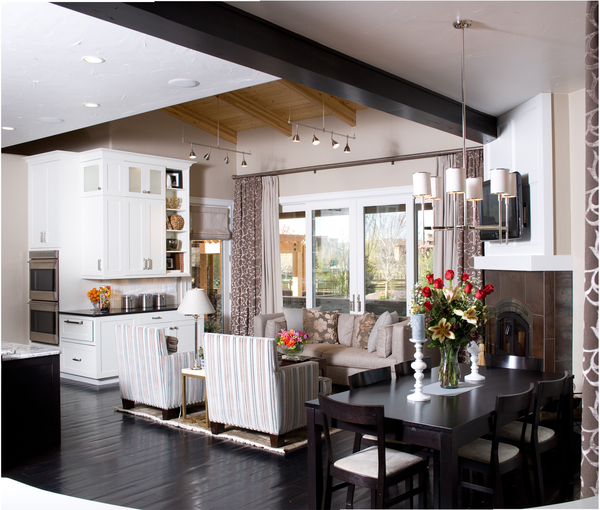 Photography of Colorado Luxury Home Interior